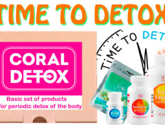 "Best Modern ""Program Coral Detox"" For 30 Days!"