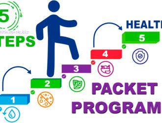 PACKET PROGRAMS «5 STEPS OF HEALTH RESTORATION»